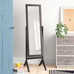 Millwood Pines Kacey Wall Mirror   Wayfair.ca Hallway Mirror, Floor Mirror, Wall Mirrors, Freestanding Mirrors, Cheval Mirror, Modern Vanity, Mirrors Wayfair, Vanity Set, Picture Design