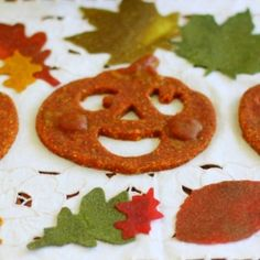 Nutritious vegan Halloween cookies - various shapes, flavours and colours. Great for breakfast or any time of day.