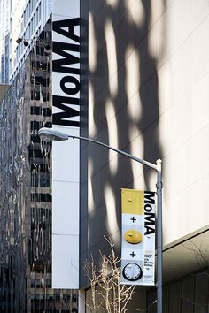 New York | MOMA • 11 W 53rd St – the MOMA is one of my all time favorite museums - a can't miss spot for design lovers visiting NYC / Ian Claridge