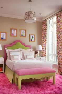 Kids Bedroom Ideas. Jade likes rug and bed