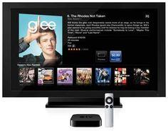 Apple TV! 'wanna get hands on one soon'