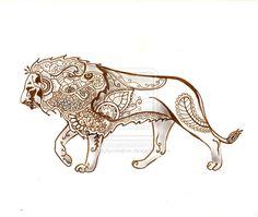 lotus with wings | tattoos wing lotus drawing tattoo patterns for men japanese phoenix ...
