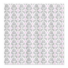 Sweet JoJo Designs Elizabeth Grey & Pink Shower Curtain | More ...
