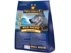 #Wolfsblut Wild Pacific Small Breed #Hundefutter mit Seefisch