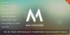 Mini Composer  High-Performance Page Builder Plugin