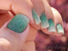 Degrade Sand Verde - Dany Vianna