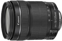 Canon EF-S 18-135mm f/3.5-5.6 IS STM - I have it, and it's a nice lens.