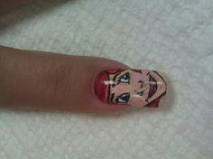 Ariel nail