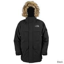extrem cold outerwear