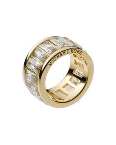 Pretty Michael Kors ring