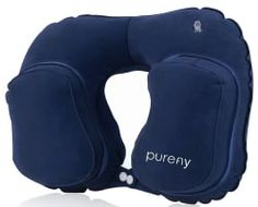 Purefly Inflatable Travel Neck Pillow for $6  free shipping w/ Prime #LavaHot http://www.lavahotdeals.com/us/cheap/purefly-inflatable-travel-neck-pillow-6-free-shipping/198297?utm_source=pinterest&utm_medium=rss&utm_campaign=at_lavahotdealsus