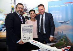British Airways owner mulling London-Eilat flights #Israel #HolyLand via jpost.com Alex Cruz, Eilat, Israel Palestine, Israel News, British Airways, Holy Land, London, London England