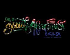 #doingitforSA #thesouthafricanist Together We Can, Digital Art, Typography, Neon Signs, Illustration, Instagram, Letterpress, Letterpress Printing, Illustrations