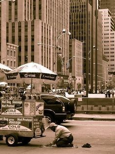 """in New York City. """"Love comes before obedience."""" ~Shaykh Ahmed Babikir"""