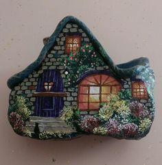 Painted Rocks - Home & Garden