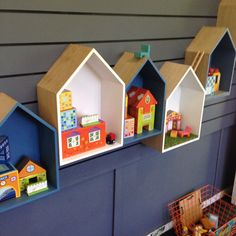 House shelves House Shelves, Brisbane, Toy Chest, Fun Crafts, Storage Chest, Cabinet, The Originals, Studio, Girls