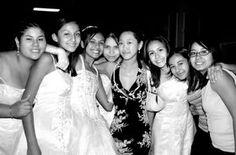 High school girls party in El Paso Texas