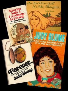 Judy Blume books. My favorite was Starring Sally J Freedman as Herself.