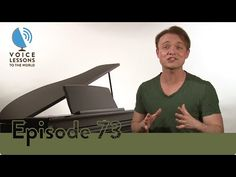 """Ep. 88 """"How To Sing Mix Voice"""" - Vocal Register World Tour 3 - YouTube"""