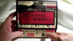 Five and Dime Large Wallet Mini Album, via YouTube.