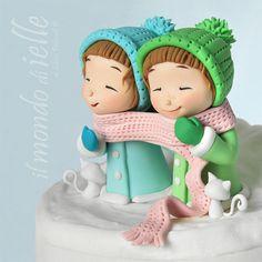 Winter Twins by il mondo di ielle