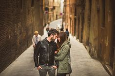 Engagement pics by sam hurd photography. These were taken for a Workshop in Italy.