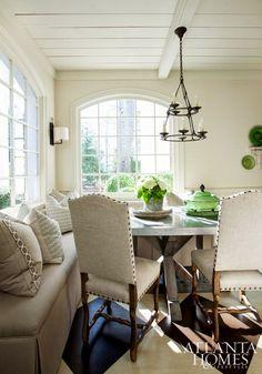 This elegant home belongs to interior designer Beth Ervin