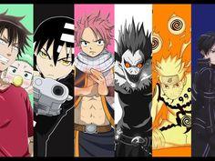 #Anime, #Anime-Shows, #Dragon-Ball, #Dragon-Ball-Z, #Fairies, #Fairy-Tail, #Naruto, #Pokemon #manga - What Anime Show Should You Be In? I got one I've never even heard of haha cuz I like mystery apparently