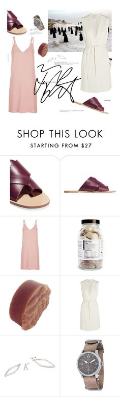 """postcard from far away"" by dear-inge ❤ liked on Polyvore featuring All Tomorrow's Parties, Topshop, Vince, M Paszkiewicz and AVI-8"