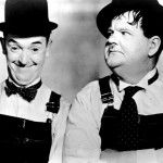 Comedy duo Stan Laurel and Oliver Hardy Laurel And Hardy, Stan Laurel Oliver Hardy, Wassily Kandinsky, Gustav Klimt, Claude Monet, Chuck Norris, Tv Star, Hokusai, Comedy Duos