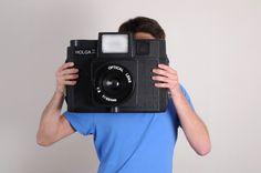 Giant Holga Camera #awesome #camera