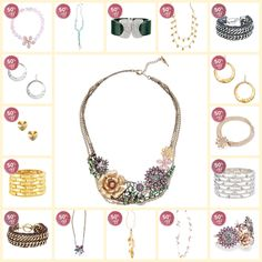 Extra, extra..read all about it!  3 DAY FLASH SALE!  50% off these items and more!  Sale ends March 31st.  www.chloeandisabel.com/boutique/wendymikulka