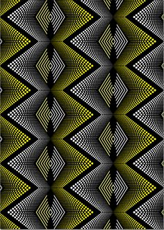 Geometric Pattern Design, Graphic Patterns, Geometric Art, Textile Patterns, Pattern Art, 3d Art Drawing, Hanuman Wallpaper, Art Optical, Bright Paintings