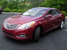 Want the benefits of a smaller car but ultimately want more room? Look no further than the all-new 2013 Hyundai Azera. This sedan conveys a sense of poise and wins Best Interior Space in its class. Visit us online for more details!