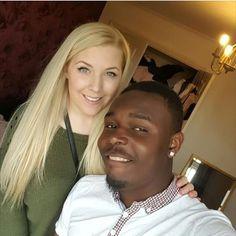 Black Man White Girl, Black Kids, Black Love, White Girls, White Women, Black Men, Interracial Marriage, Interracial Couples, Real Couples