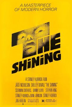 BROTHERTEDD.COM - iamsoretro: The Shining - Poster In theaters...
