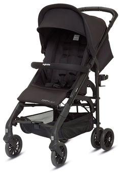 Inglesina USA Zippy Light Stroller, Total Black