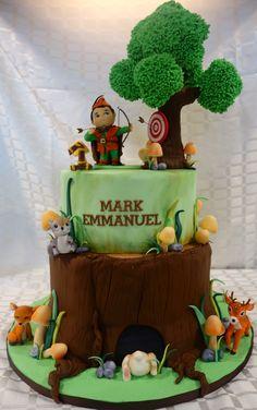 Disney Party Ideas:  Robin Hood Party