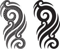 Maori Tattoo Pattern - Eagle - Download From Over 52 Million High Quality Stock Photos, Images, Vectors. Sign up for FREE today. Image: 35385515