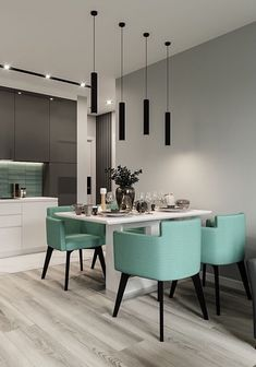 Home Interior 2019 .Home Interior 2019 Apartment Interior, Interior Design Kitchen, Dining Room Design, Home Decor Kitchen, House Interior, Home, Interior, Home N Decor, Home Decor