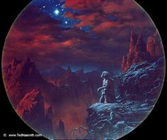 Love this art by Ted Nasmith!