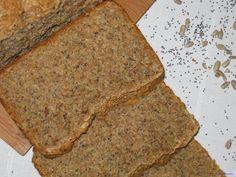 Amora Silvestre: Pão integral de trigo e centeio com sementes