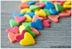 todo se consigue con pedacitos de amor, mucho cariño y un poco de paciencia.