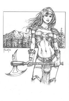 Bridonna By MitchFoustdeviantart On DeviantART
