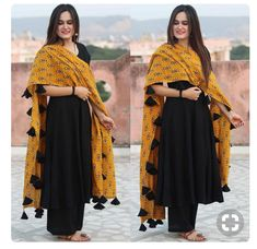 Pakistani Dresses, Indian Dresses, Ethnic Fashion, Indian Fashion, Indian Suits, Indian Attire, Punjabi Suits, Churidar Designs, Rest