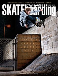 Transworld Skateboarding - View digital copies of your favourite magazines