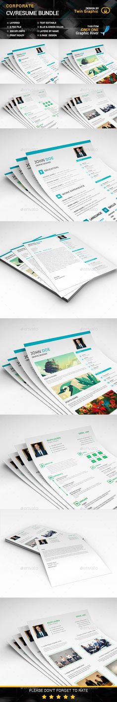 Business Resume Vol 2 Business resume, Business and Buy business - business resume