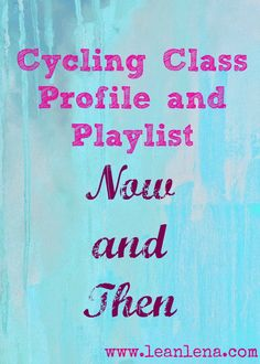 This cycling class profile has a playlist featuring good old tunes alongside the latest hits. A challenging routine makes it a perfect class for any rider!