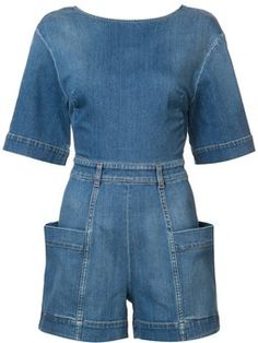 Macaquinho jeans 'Annie'