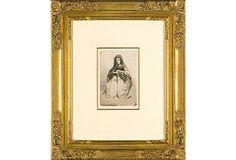 James Abbott Mcneill Whistler, Fumette on OneKingsLane.com
